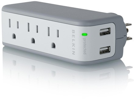 belkin ac and usb charger